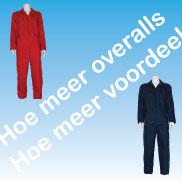 zij aanbieding overall aanbieding - overalls en kinderoveralls
