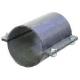 Buisverbinders 63,5 mm voerbuis
